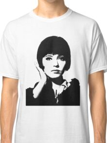 ANNA KARINA - JEAN LUC GODARD Classic T-Shirt