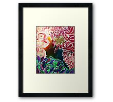 Ode to Creation Framed Print