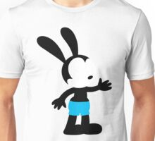 Oswald the Lucky Rabbit Unisex T-Shirt