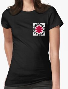 Red Hot Chilli Peppers Womens Fitted T-Shirt