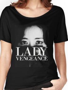 SYMPATHY FOR LADY VENGEANCE - PARK CHAN WOOK Women's Relaxed Fit T-Shirt