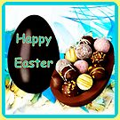 Happy Easter Chocolates by ©The Creative  Minds