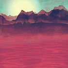 Distant Mountains by Tracie Andrews