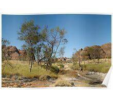 Joe Mortelliti Gallery - Purnululu National Park, or Bungle Bungle, Kimberley, Western Australia. Poster