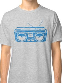 radio child of the eighties 1980 back to the future Classic T-Shirt