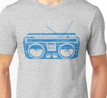 radio child of the eighties 1980 back to the future Unisex T-Shirt