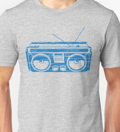 radio child of the eighties 1980 back to the future Unisex T-Shirt
