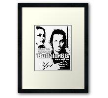 BUFFALO 66 - VINCENT GALLO Framed Print
