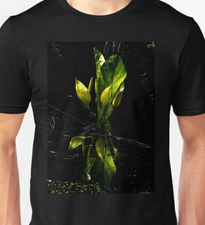 Reflecting Lily Unisex T-Shirt