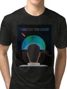 Kid Cudi Man on the Moon Tri-blend T-Shirt
