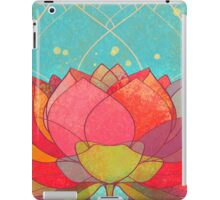 space lotos iPad Case/Skin