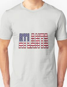 Atlanta. T-Shirt