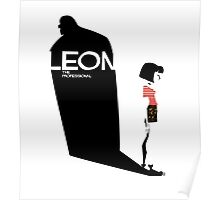 Léon the professional  Poster