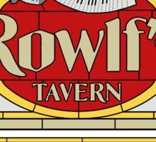 "Rowlf's Tavern ""Come. Sit. Stay."" Sticker"