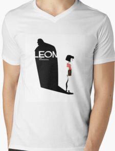 Léon the professional  Mens V-Neck T-Shirt