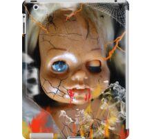 Evil Doll iPad Case/Skin
