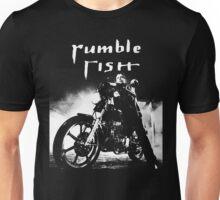 RUMBLE FISH - MICKEY ROURKE Unisex T-Shirt