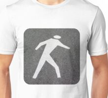The Pedestrian Unisex T-Shirt