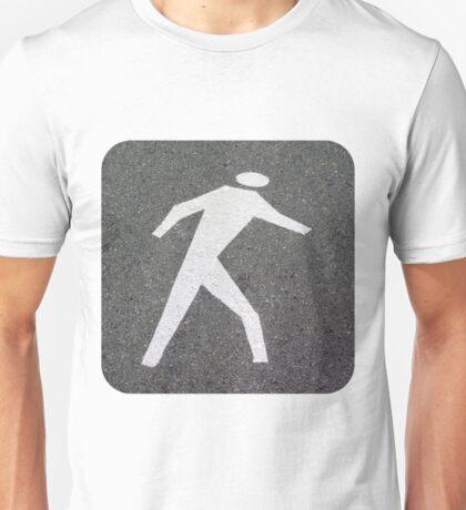 The Pedestrian Unisex T-Shirt