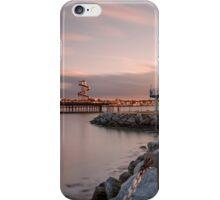 Herne Bay Sunset iPhone Case/Skin