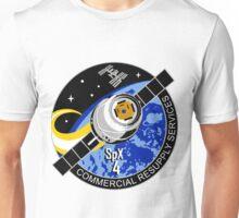 SpX-4 Logo Unisex T-Shirt