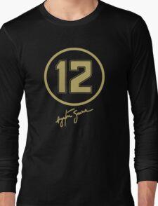 Senna #12 Long Sleeve T-Shirt