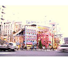 city dream Photographic Print