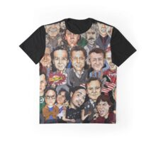 CARICATURE MIX! Graphic T-Shirt