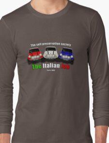 Mini Coopers 1969 Long Sleeve T-Shirt