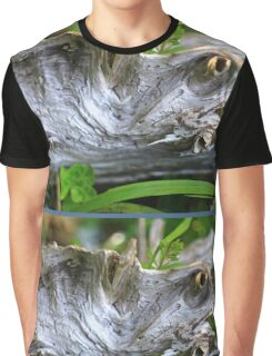 Lizard Trout Creature - Garden Log! Graphic T-Shirt