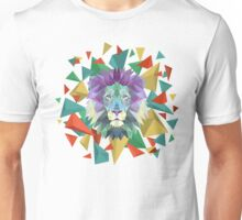lion in freedom  Unisex T-Shirt