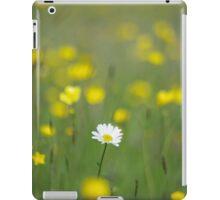 Lone Daisy iPad Case/Skin