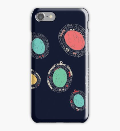 pendants from space  iPhone Case/Skin