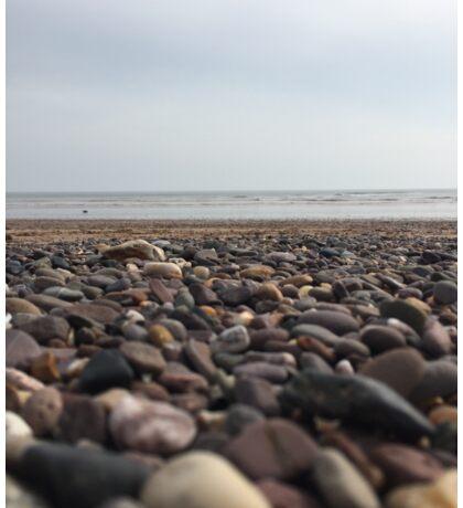 Beach walks Sticker