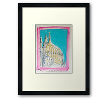 Royal Pavilion Framed Print