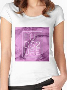 FUTURE - DS2 [4K] Women's Fitted Scoop T-Shirt