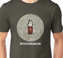 pretend to be normal 2 - Mary Unisex T-Shirt