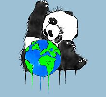 Earth Day Panda Unisex T-Shirt