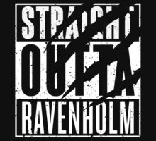 Straight Outta Ravenholm -Alt One Piece - Long Sleeve