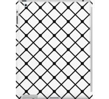 Cross hatch iPad Case/Skin