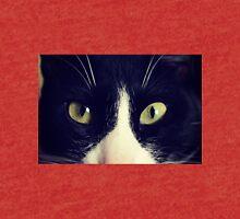 Panzon Bicolor cat Smokin Cat Pet Animal Tri-blend T-Shirt