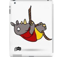 Climb For Your Life iPad Case/Skin