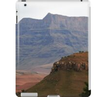 Drakensberg Mountains, South Africa iPad Case/Skin