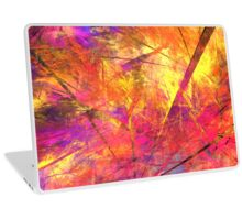 Pink Reflection Laptop Skin