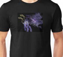 2 Fractal Flying Birds Unisex T-Shirt