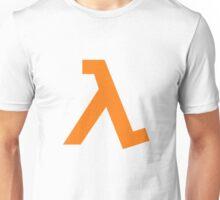 Half-Life - Lambda Symbol Unisex T-Shirt