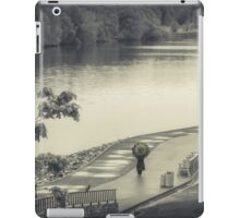 Lonely Walk iPad Case/Skin