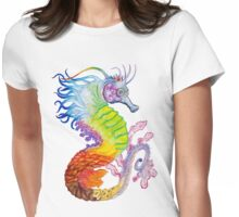 Chihulycampus Womens Fitted T-Shirt