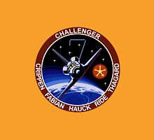 Space Shuttle Challenger (STS-7) Unisex T-Shirt