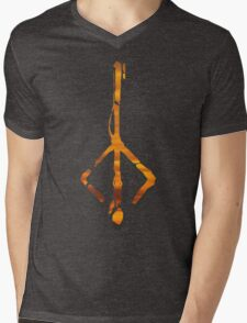 The Hunter's Mark Mens V-Neck T-Shirt